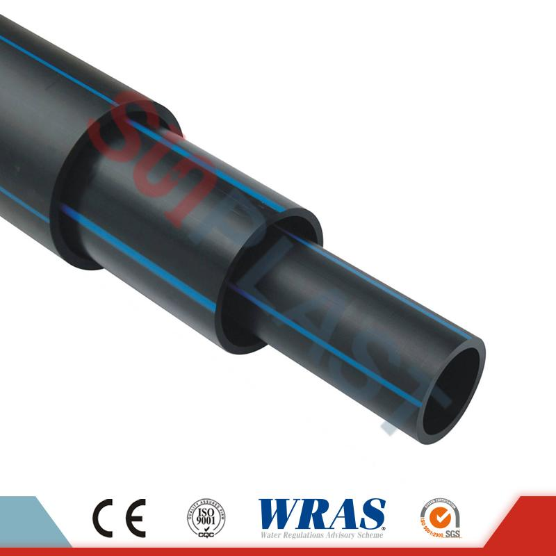 Black HDPE Pipe For Water Supply