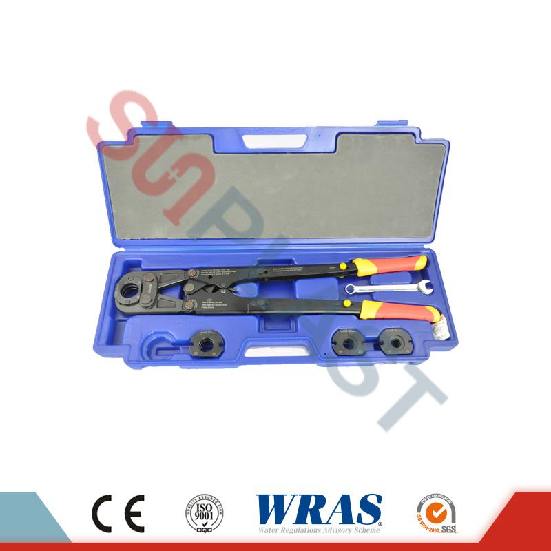 Press Tool For PEX-AL-PEX Pipe & PEX Pipe