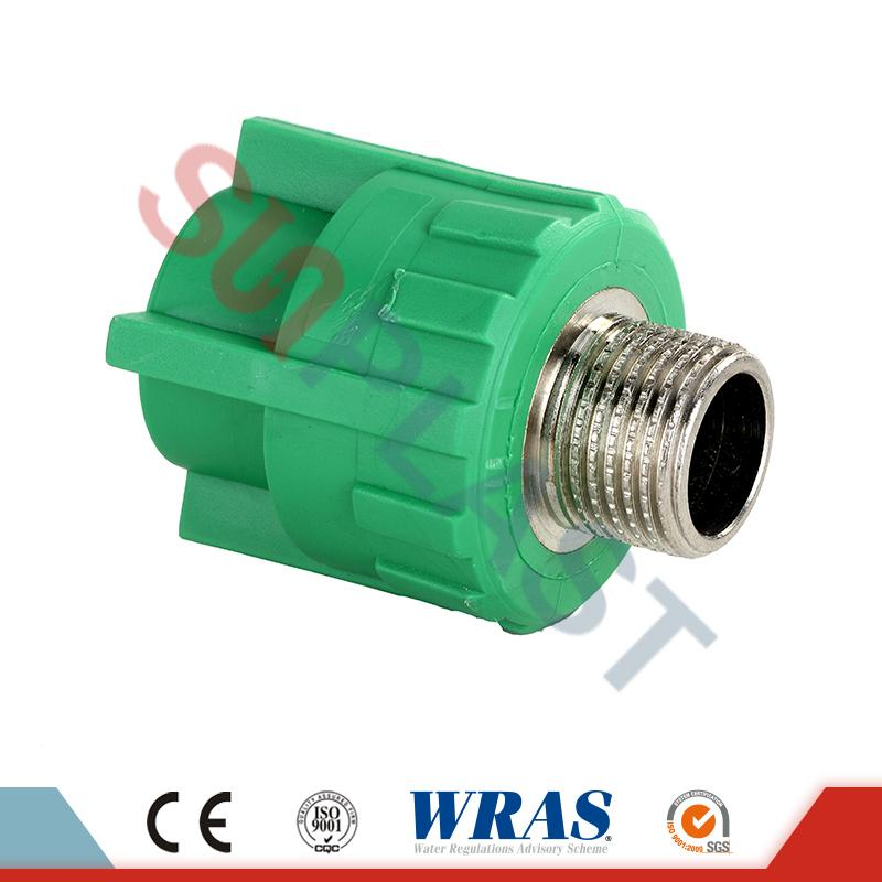DIN8077 PPR Male Socket