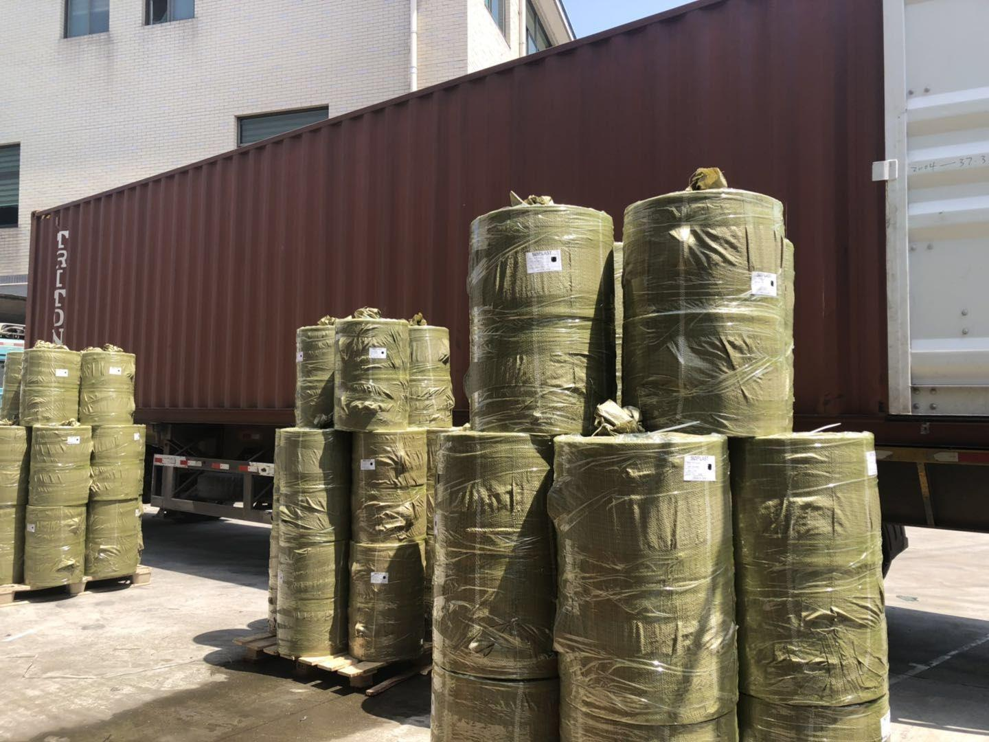 DN400/450/500mm HDPE electrofusion fittings Export To India