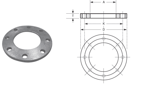 STEEL BACKING RINGS