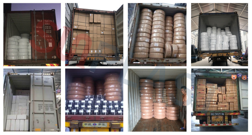 PEX-AL-PEX Multilayer Pipe Loading