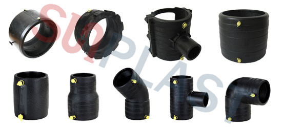 HDPE electrofusion fittings